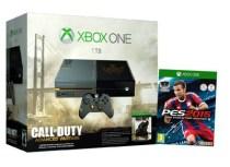 Xbox One - 1TB Limited Edition Advanced Warfare & PES 2015