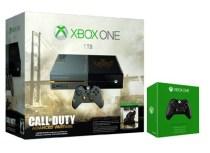 Xbox One - 1TB Limited Edition Advanced Warfare & 2ο Χειριστήριο