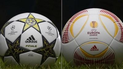 Uefa divulga as bolas oficiais da Liga dos Campeões e da Liga Europa