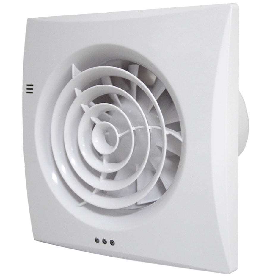 Ventilator Lautlos Silent Bathroom Fan With Pir Motion Sensor. Tornado Fan