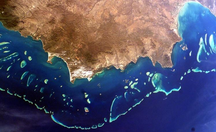 5. Great Barrier Reef, Australia