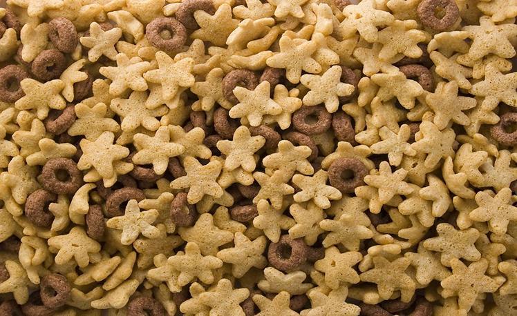 5. organic cereals