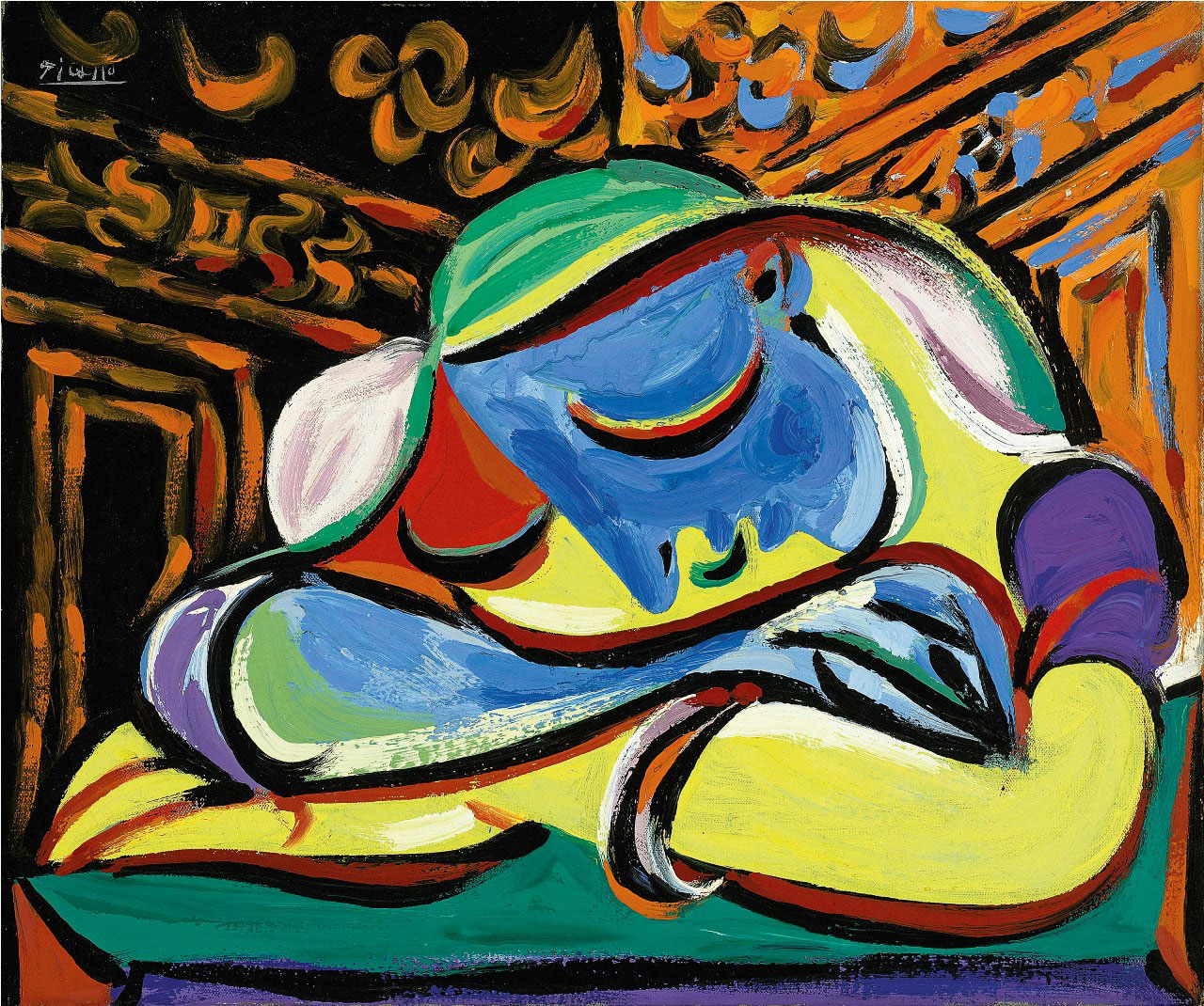 Cuadros De Pablo Picaso Pablo Picasso Musica And Arte Pop On Pinterest