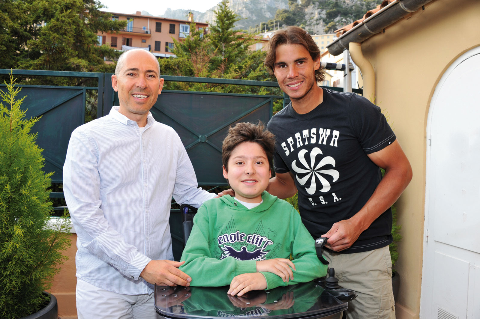 Duchenne Muscular Dystrophy Quotes In April At The End Of The Monte Carlo Championships In