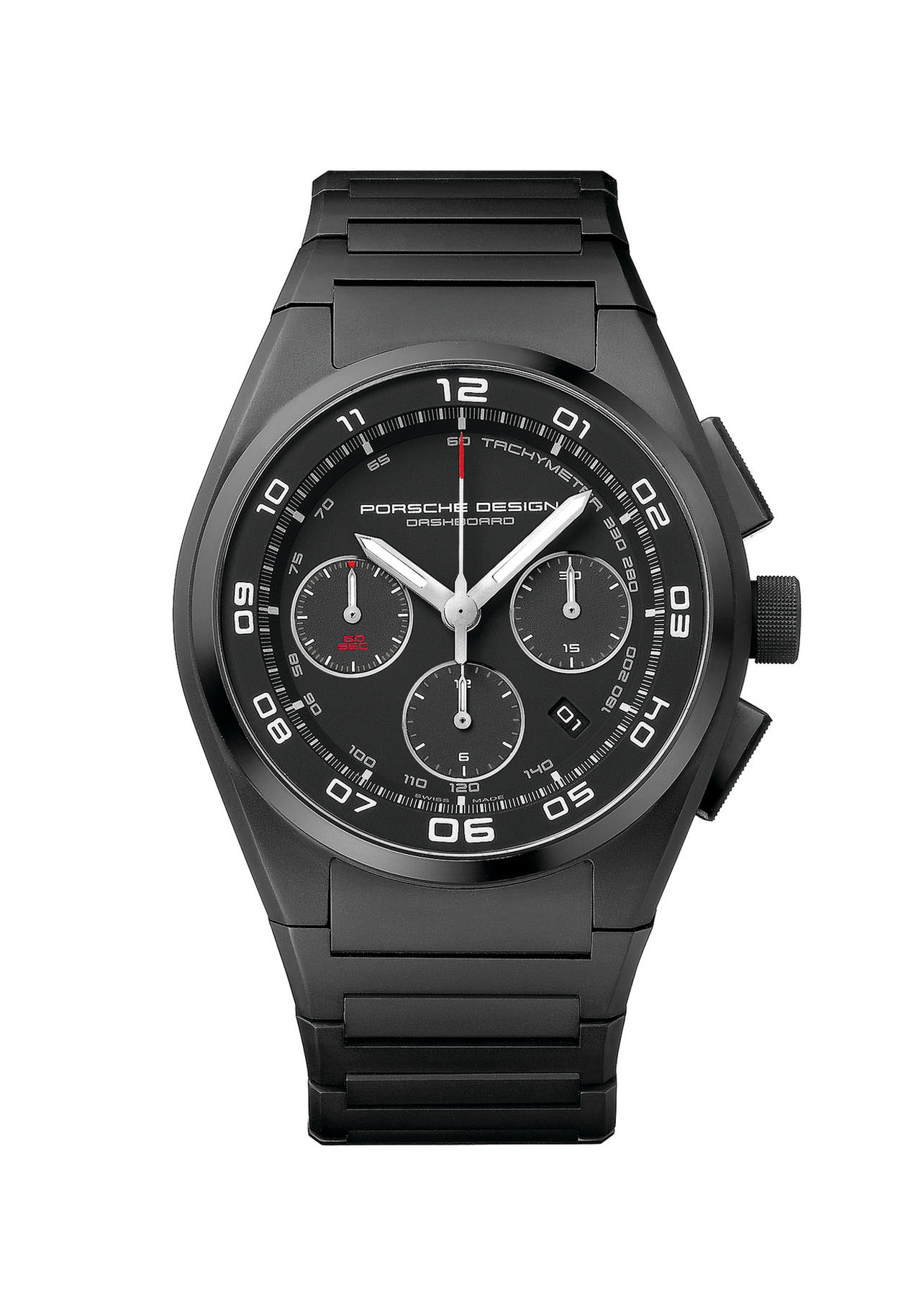 Porsche Design Küchenwaage Porsche Unveils Design P'6620 Dashboard Watch Inspired By