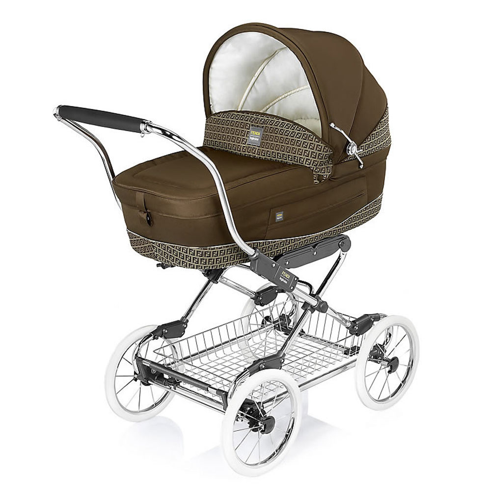 Pram Come Pushchair Fendi Inglesina Pushchair Collection For Babies