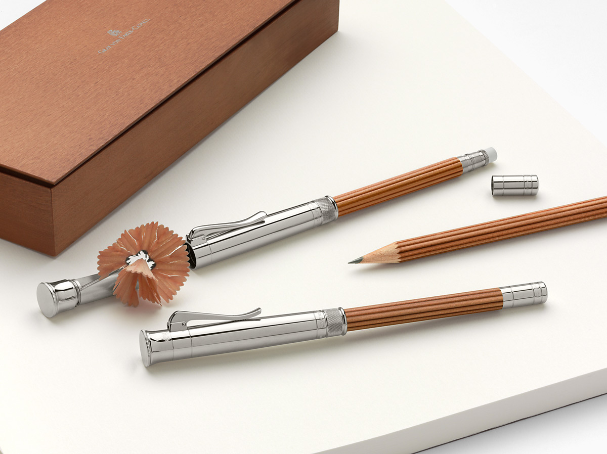 Coolest Pencil In The World World Most Expensive Pencil From Graf Von Faber Castell
