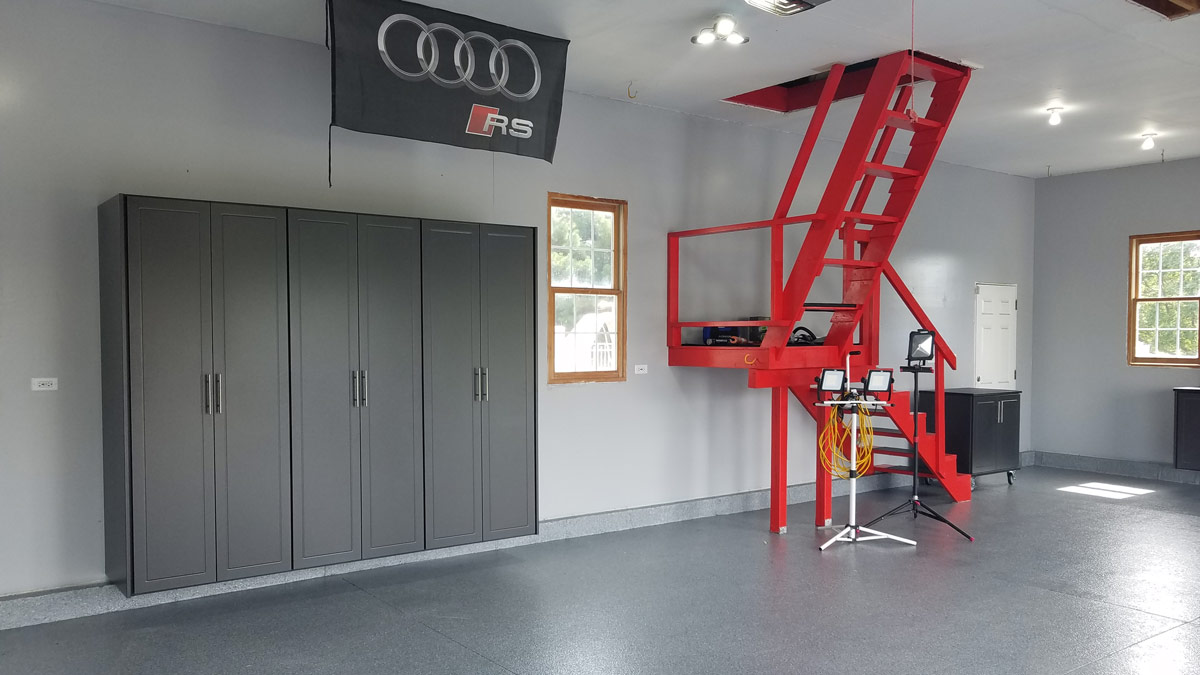 Garage Storage Ideas To Organize Your Garage Boise Id Area