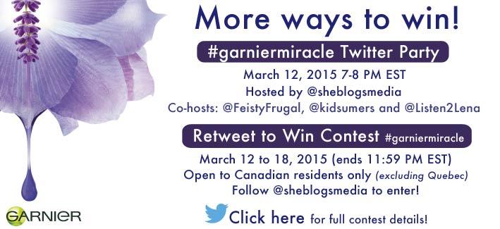 Garnier Contest