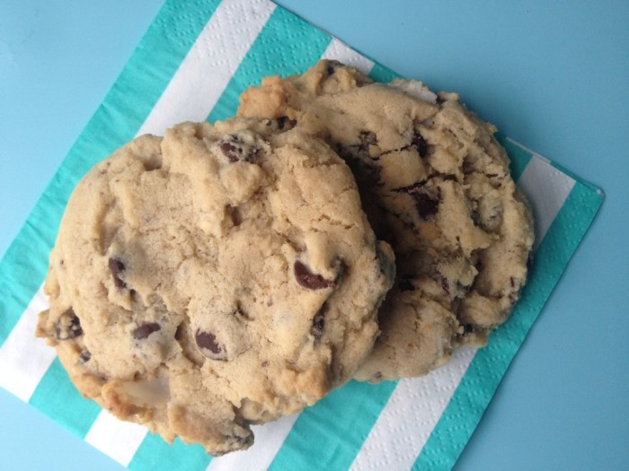 Chewy Coconut Chocolate Chip Cookies | Frugal Edmonton Mama
