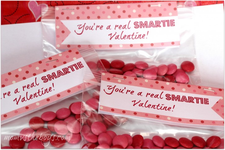 smartie valentine group pm