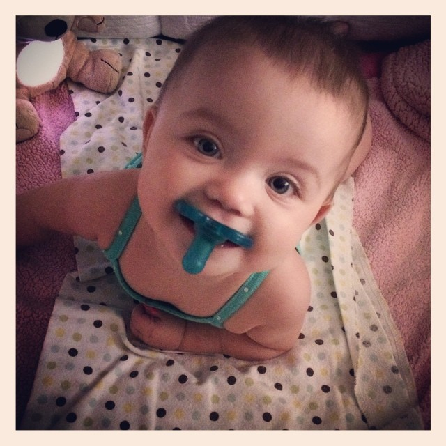 Pacifier Weaning