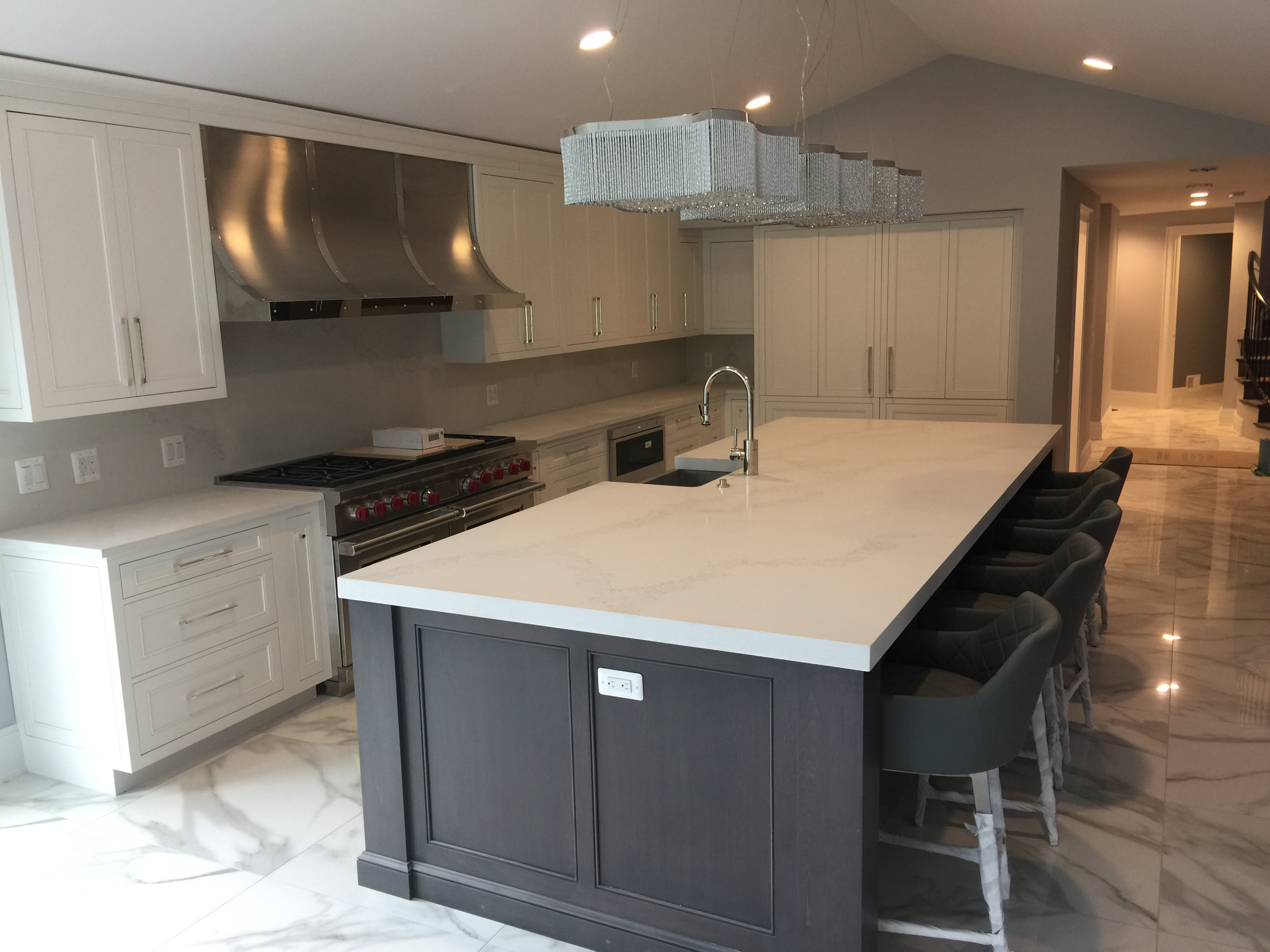 Cost Of Quartz Countertops Installed Quartz Kitchen Countertops Extreme Granite And Marble