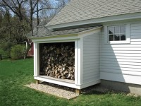Building a Wood Storage Shed - Extreme How To