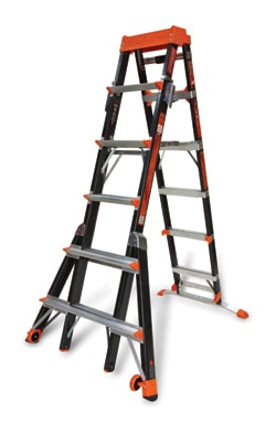 Respect Your Ladder When Working At Heights Extreme How To