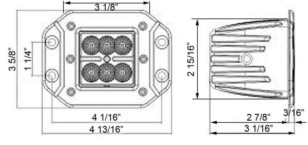 wiring 3w leds in series