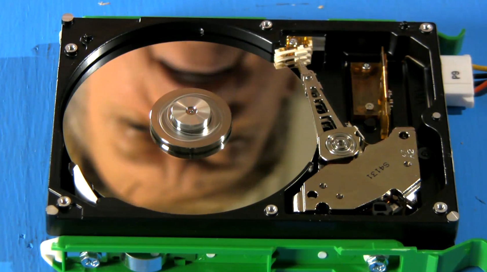 Drive Work How A Hard Drive Works Extremetech