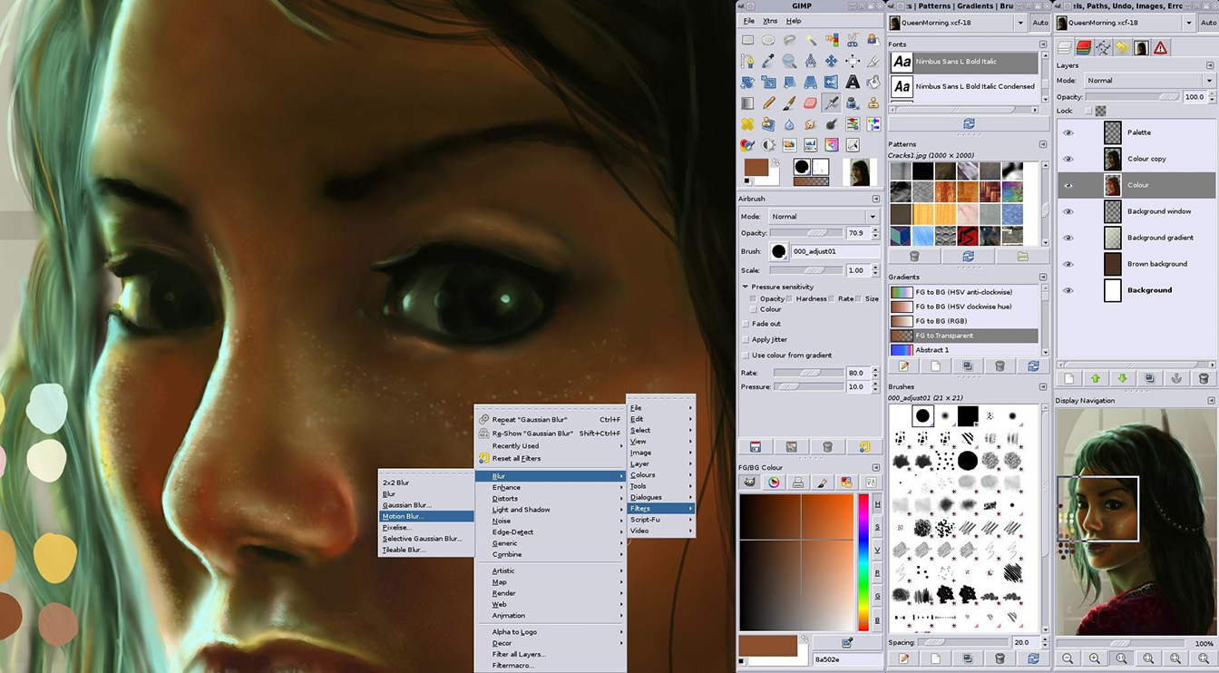 2 Gimp Tutorial Gimp Review This Free Image Editor Is No Longer A Crippled