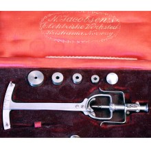 Schiotz tonometer from Norway