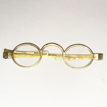 1776 brass spectacles After