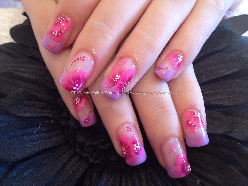 With One Stroke Nail Art Please Visit Eye Candy Nail Art Gallery To