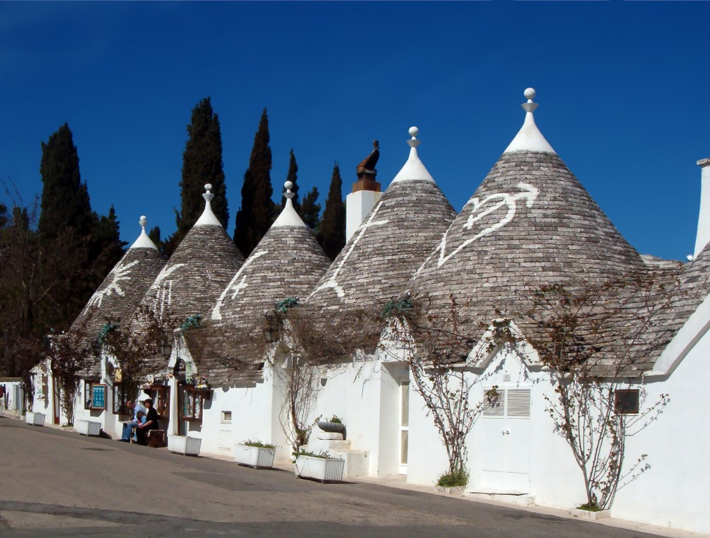 Ristoranti Alberobello The Trulli Of Alberobello Eyeitalia