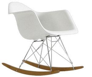 Schommelstoel Eames Replica