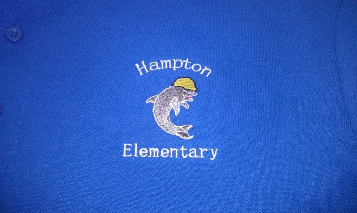 Hampton PTA Website Re-Design - Eyler Creative
