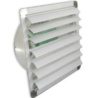 SHUTTER Exhaust fan louvers