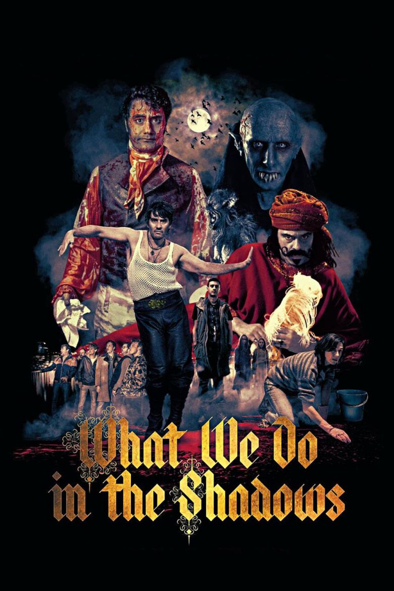 4 Zimmer Küche Sarg Trailer What We Do In The Shadows 2014 Bunny Movie