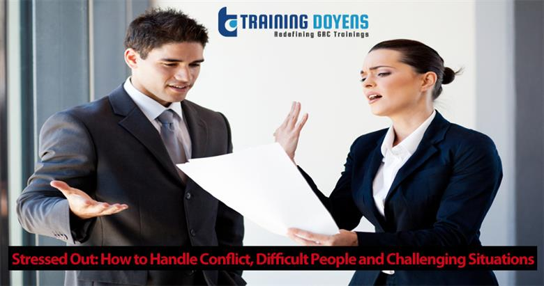 Stressed Out How to Handle Conflict Diff People Challenging