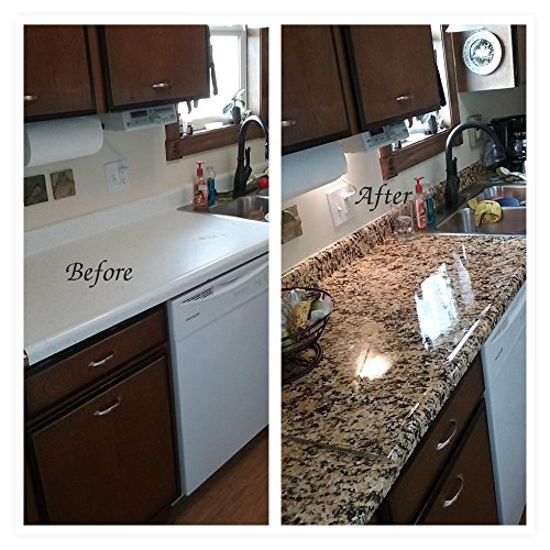 Countertop Paint No Durable Vinyl Peel And Stick Gold