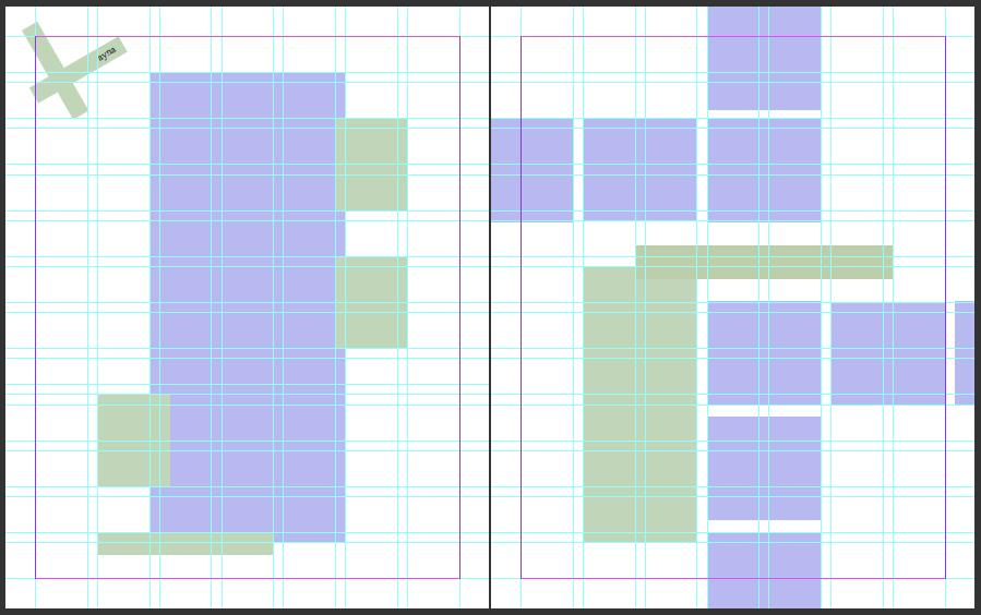 i like the grid on the right because of the pattern it uses its - fundraiser order form templates free