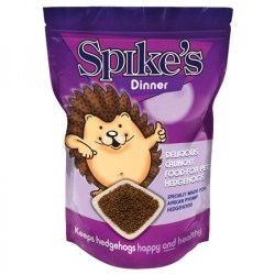 Spike's Dinner Food for Pet Hedgehogs