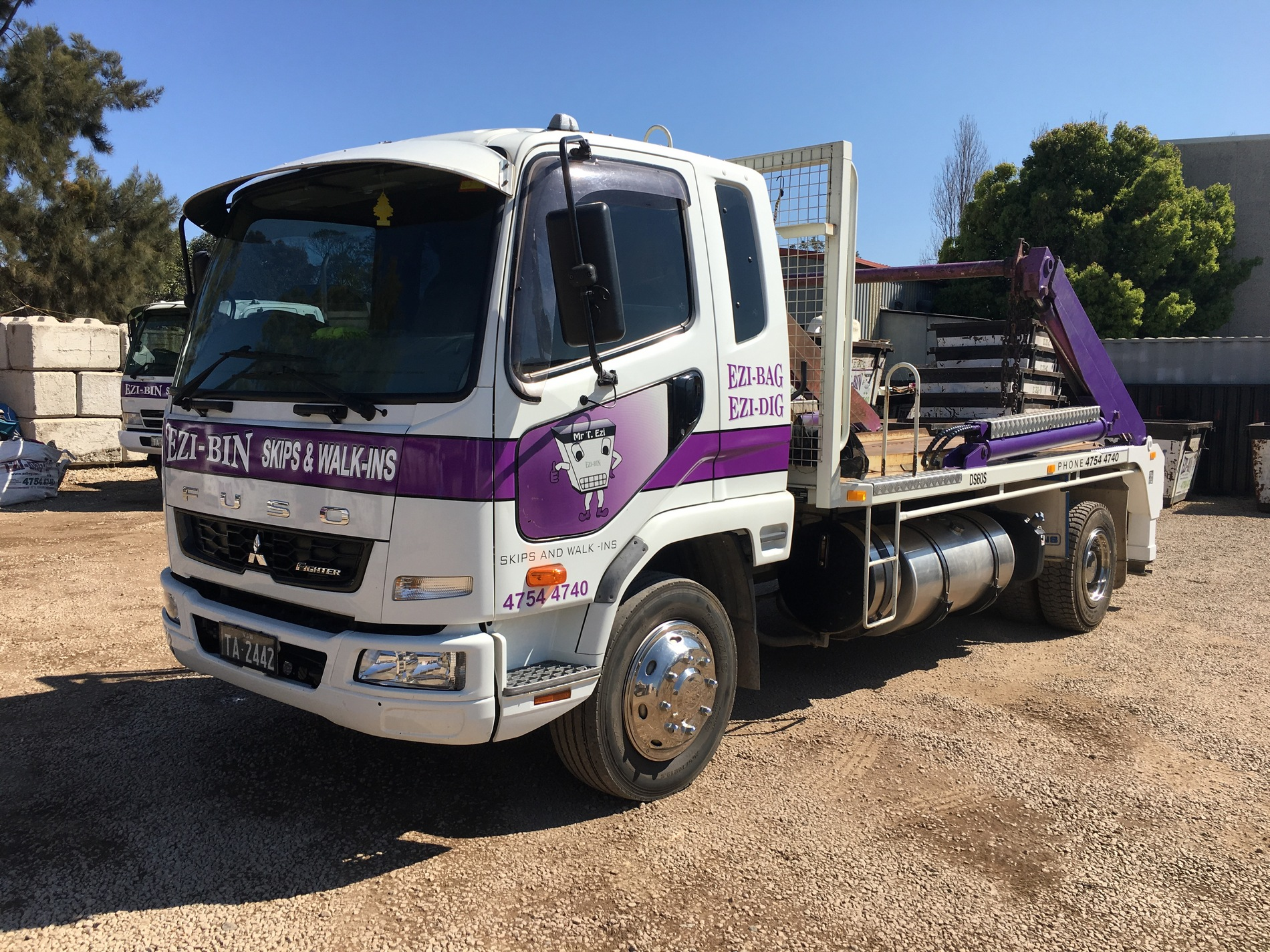 Skip Bin Hire Penrith Hire A Truck Truck Rental Penrith Blue Mountains