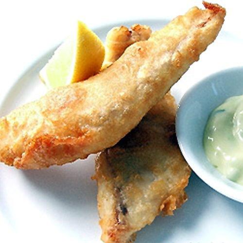 Ezkool | The Quik Cook! Beer-battered Fish Fry