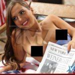Weiner's Sexting Partner Masturbates on American Flag – People Are Pissed