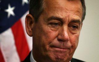 boehner sad again