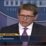 White House – Obama Spoke About Fixing Healthcare Before Clinton's Statement