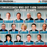 These Congress Members Got Farm Subsidies, But Voted to Cut Food Stamps