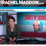 Rachel Maddow is Shocked By The Kathleen Sebelius Resignation
