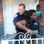 Woman 7 Months Pregnant and In Her Very Own Police Chokehold