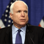 "John McCain Thinks Impeachment May Be ""Warrented"" But Votes Not There"
