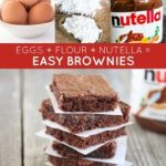 The Easiest Way to Make Brownies