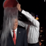 Mitt Romney Takes the Ice Bucket Challenge – Video