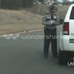Drunk Cop Pulls Over Suspected Drunk Driver – Video