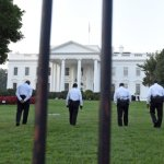 White House Fence Jumper Ran All The Way to The East Room