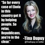 Why Republicans Wont Get Ebola – PIC