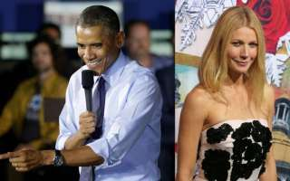 paltrow and obama