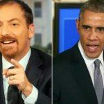 "President Obama Calls MSNBC's Chuck Todd ""Sad"""